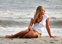 Joe Carr Photography | high school senior beach portraits